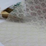 Telas de nylon del cordón del Spandex de la gasa del acoplamiento para las ropas y la ropa