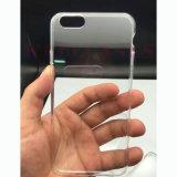 Hochauflösender transparenter Telefon-Plastikkasten voll abgedeckt für iPhone 7/7plus