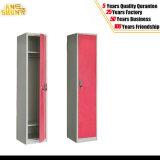 K/D reißen populäres einzelnes Tür-Metallangestellt-Schließfach ab