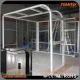 Système en aluminium pour la construction de cabine de salon