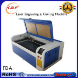 cortador del laser del CO2 del acero inoxidable de 2m m para la ropa