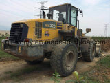 114kw-Diesel-Engine 4-Ton-Rated-Load Medium-Scale KOMATSU Wa320 Used Wheel Loader