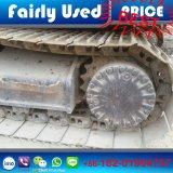 Excavatrice utilisée du tracteur à chenilles 320d d'excavatrice du chat 320d