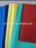 Het kleurrijke Stijve pvc- Blad voor het Buigen maakt het Blad van de pvc- Kleur in reliëf