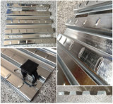 Heißes BAD galvanisierte Stahlmetallbaugerüst-Planke mit Patent
