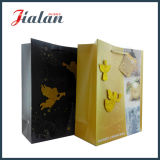 3D Glitter Craft Wholesales High Quality Custom Paper Carry Bag