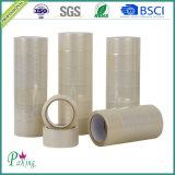 Cinta adhesiva a base de agua del embalaje de Brown BOPP