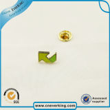Значок эмали Pin отворотом изготовленный на заказ металла мягкий с эпоксидной смолой