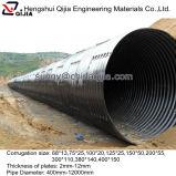 Tubo del canale sotterraneo, tubo utilizzato del canale sotterraneo con il prezzo basso a partire da 10 anni di fabbrica