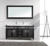 Governo di stanza da bagno fisso di legno solido