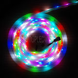 Streifen 60LEDs 12V/24V Digital-adressierbare RGB LED Gleichstrom-Option