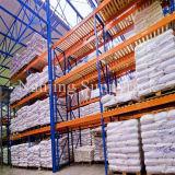 Cremalheira resistente do armazenamento da pálete da estrutura firme