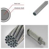 Aço folheado de aço Alumínio-Folheado do fio (fio de ACS) e o de alumínio encalhado (cabo de ACS)