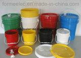 Moulage par injection en plastique de bidon d'ordures de fabrication de modèle de moulage de poubelle