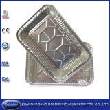 Aluminium jetable Foil Container pour Food