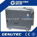 генератор пользы дома 5.0kVA супер молчком тепловозный