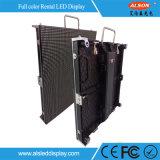 Konzert LED-Bildschirmanzeige des Hochleistungs--P3.91 für im Freienstadium