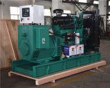 60Hz de Diesel Generador, Contiene Tanque DE Combustible Base van 160kw Cummins