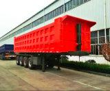 De hete aanhangwagen van uitstekende kwaliteit van de de stortplaatskipper van de Verkoop