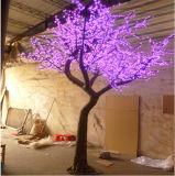 Yaye 18 Hot Sell Ce / RoHS / 2 anos de garantia LED Cherry Tree / LED High Simulation Cherry Tree