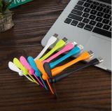 Beweglicher Mininotizbuch-Laptop-Schreibtisch USB-Kühlventilator
