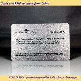 Silber Druck PVC Magnetstreifen-Karte für VIP