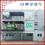 Linha de produção seca Containerized especial equipamento do almofariz da classe elevada