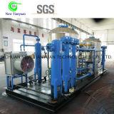 3000nm3/H unità di disidratazione di pressione del gas dell'ingresso di capienza 6bar CNG