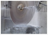 Máquina do cortador de pedra para o bloco do granito/mármore da estaca em lajes