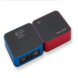 4800mAh Magic Cube Banco de energia portátil com display LED Carregador de celular