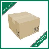 Caixas de cartão brancas da venda por atacado feita sob encomenda da cópia