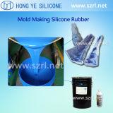 Silikon-Formen für das Gips-Gesims, das Rohstoff-Gummi formt