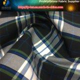Tela elástico teñida hilado de nylon alemán, tela de nylon del Spandex con Anti-ULTRAVIOLETA para la ropa