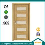 Portello di legno della nuova impiallacciatura di legno di disegno per l'interiore (WDP2025)