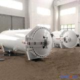 fibre approuvée de carbone de la CE de 1500X3000mm corrigeant Clave automatique (SN-CGF1530)