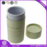 カスタム円形のボール紙の包装のギフトの香水の化粧品ボックス