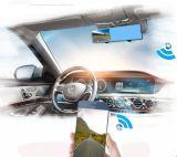 携帯電話APPの表示のためのWiFi制御車DVR