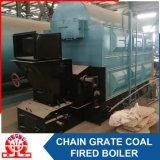 Chaudière à eau chaude industrielle pour l'industrie textile