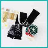 Vente en gros Echarpe Factory Chine Fabricants Écharpe tricotée à l'hiver, Echarpe Noël Petit cadeau