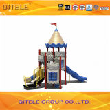 China-Kind-Spielplatz-Geräten-Plastikplättchen