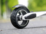 Scooter de équilibrage d'individu électrique de roues de la qualité deux de Firber de carbone avec le traitement