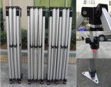 خيام مطبوعة قوي الألومنيوم الإطار في الهواء الطلق للطي مخصص المحمولة