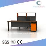 L Comercial tabla de la forma de muebles de oficina Melamina funcional