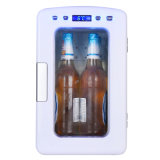Moderner Minikühlraum 10liter, DC12V, AC100-240V mit abkühlender und wärmenfunktion