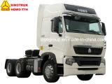 Hotsell Sinotruk HOWO-T7h 400HP 6X4 트랙터 트럭 중국 트럭