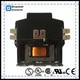 1 contacteur magnétique 2p 24V 20A d'UL de climatisation électrique de DP de phase