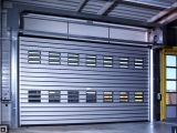 Puerta de Perfermance de la puerta pequena del muelle MD600 de Rytec alta (Hz-RSD21)