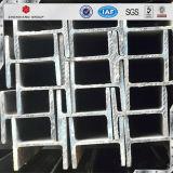 Q235/Ss400 viga laminada en caliente del grado H, viga de acero de H