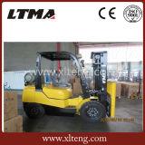 Ltmaの揚げべら機械販売のための小さい2.5トンLPGのフォークリフト