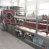 Comflex - manguito del metal acanalado formando la máquina